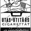 Utas, Utitárs cigaretta