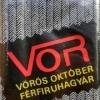 Vörös Október Ruhagyár 3.