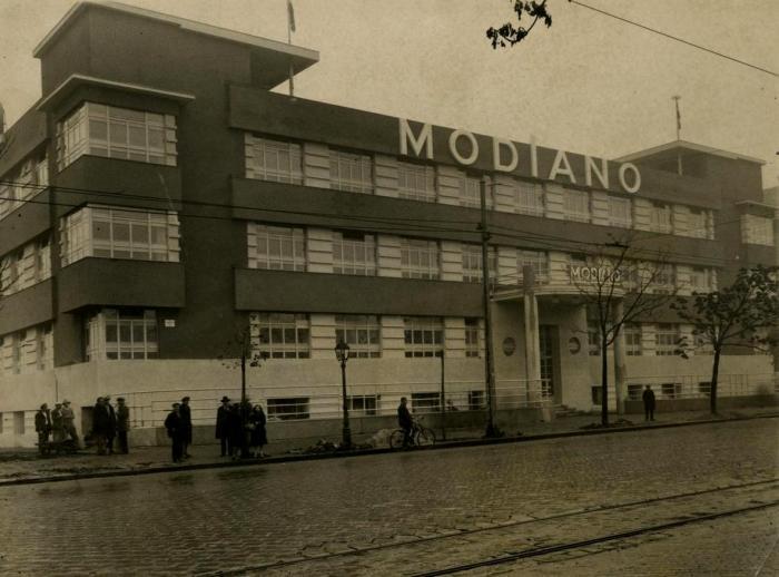 Modiano gyár